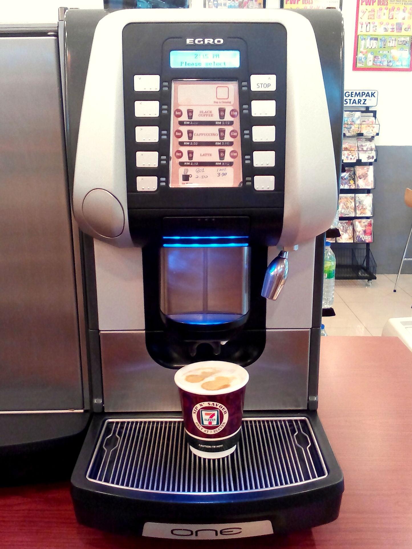 Convenience Store Coffee: 7-Eleven vs. Circle K ...